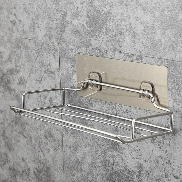 Modern design stainless steel Bathroom toilet Paper Holders Wall Mount Roll Paper Tissue Holder Rack Toilet Paper Holder
