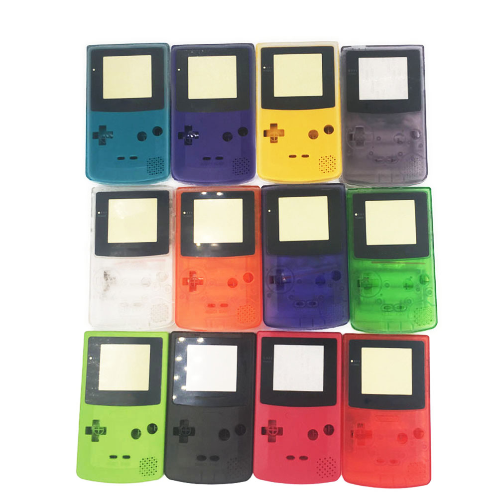 Gameboy color - Aliexpress Com Buy 12sets For Game Boy Gameboy Color Shell Case Housing Cover Skin For Gbc From Reliable Cases Suppliers On Gamers Zone Store