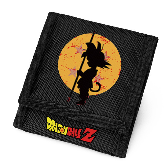 New Arrival Dragon Ball Z Canvas Wallet