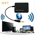 Новый 3.5 мм Bluetooth Передатчика Transmite Мини Bluetooth Аудио Передатчик A2DP Стерео Dongle Адаптер для ставку ТВ Mp3 Mp4 ПК