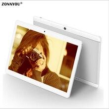 Nueva 10.1 pulgadas Tablet PC Octa Core 32 GB Tablet Pc tabletas llamada de teléfono 3G Lte Android 1280*800 Bluetooth Wi-Fi GPS Tablet PC