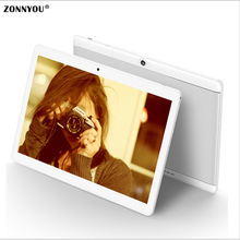New 10.1 inch Tablet PC Octa Core 32GB Tablet computer tablets 3G Lte phone call Android 1280*800 Bluetooth Wi-Fi GPS Tablet PC