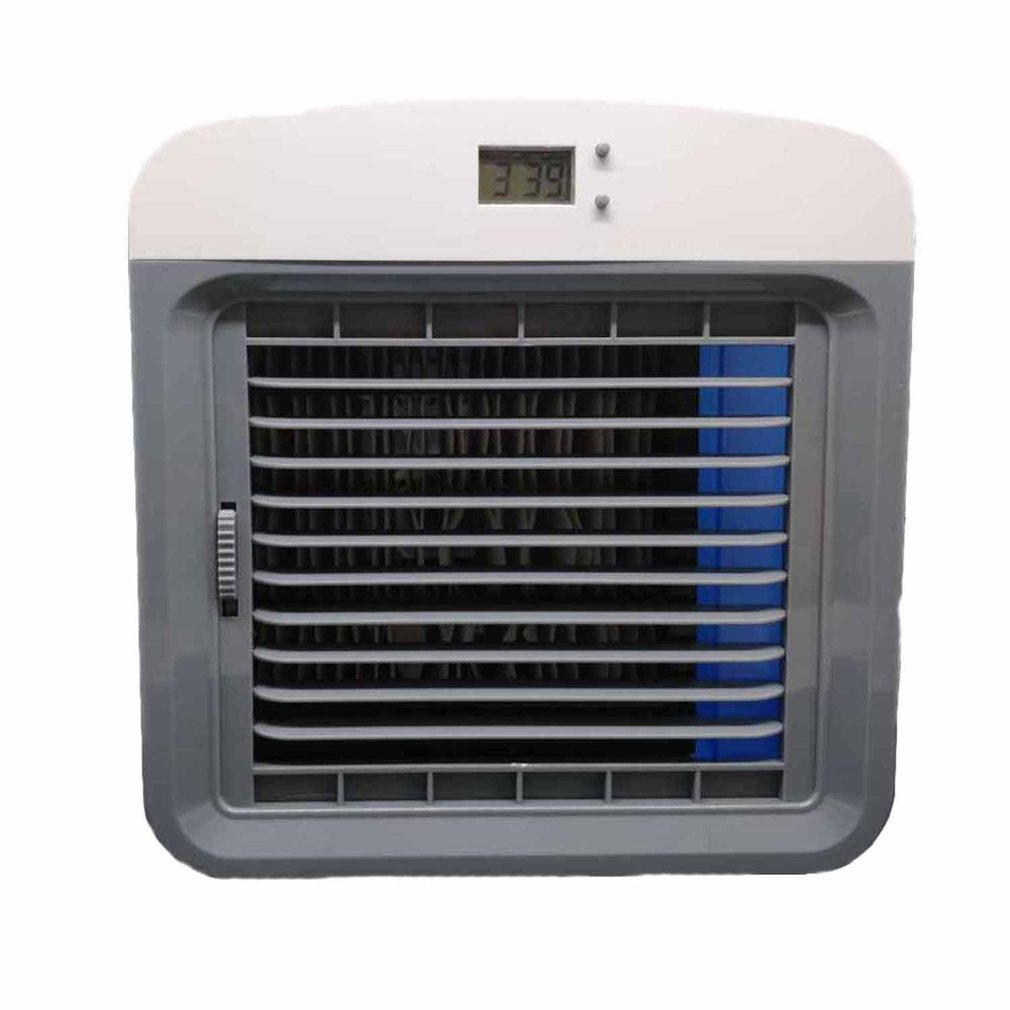 Artic Air Cooler Mini Small Air Conditioning Appliances Mini Arctic Portable Air Conditioner Fans Air Cooling Fan Strong Wind dmwd portable strong wind air conditioning cooler electric conditioner fan mini air cooling fans humidifier water cooled chiller