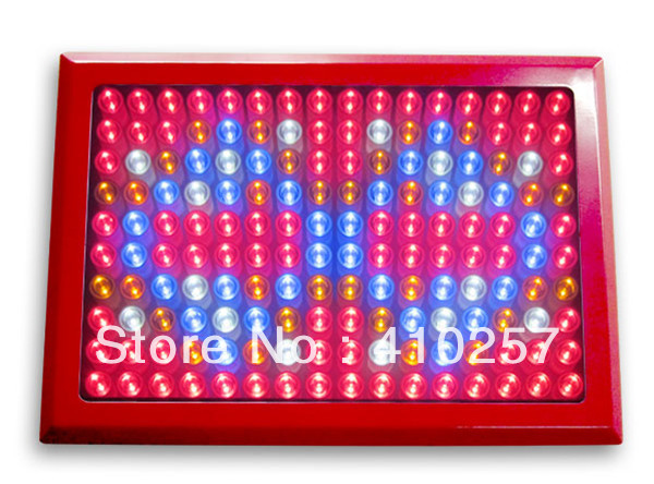 Wholesale 3W Led Grow Light 480W(160*3W),built with optical lens,best for Medicinal plants growth and flowering