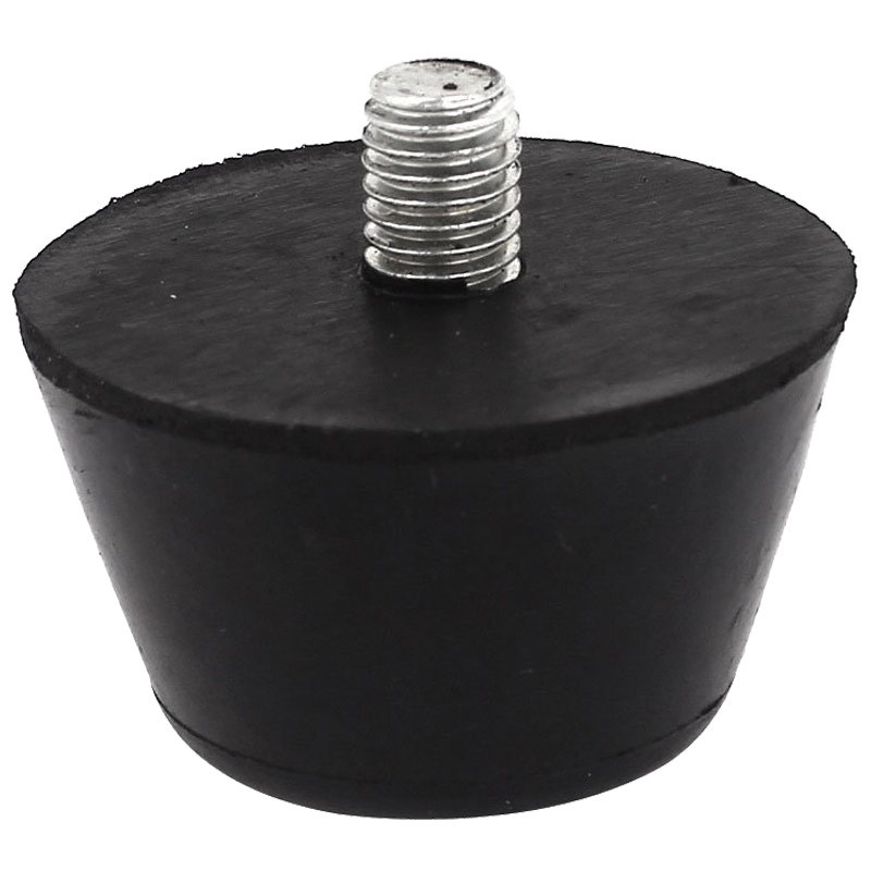 Furniture Table Chair Leg Foot Pads Protectors 8mm X 15mm Screw