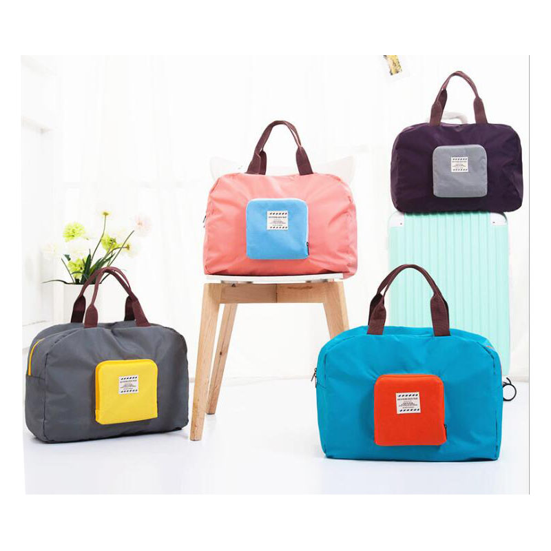 2018 Travel Bags Women Handbags High Quality Ladies High-capacity Foldable Luggage Bags Trolley Fashion Bag