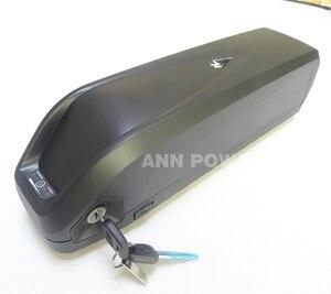 Image 3 - 36V 48V ไฟฟ้าจักรยานกล่องแบตเตอรี่ USB 5V 48V/36V Hailong E แบตเตอรี่และสามารถถือ 65pcs 18650 แบตเตอรี่