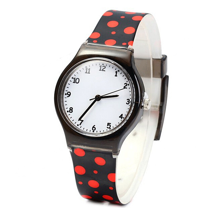 Children silicone flower wristwatches waterproof kid watches brand quartz wrist watch baby for for Watches brands for girl