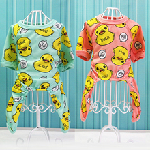 Super stylish cotton Chihuahua pajamas