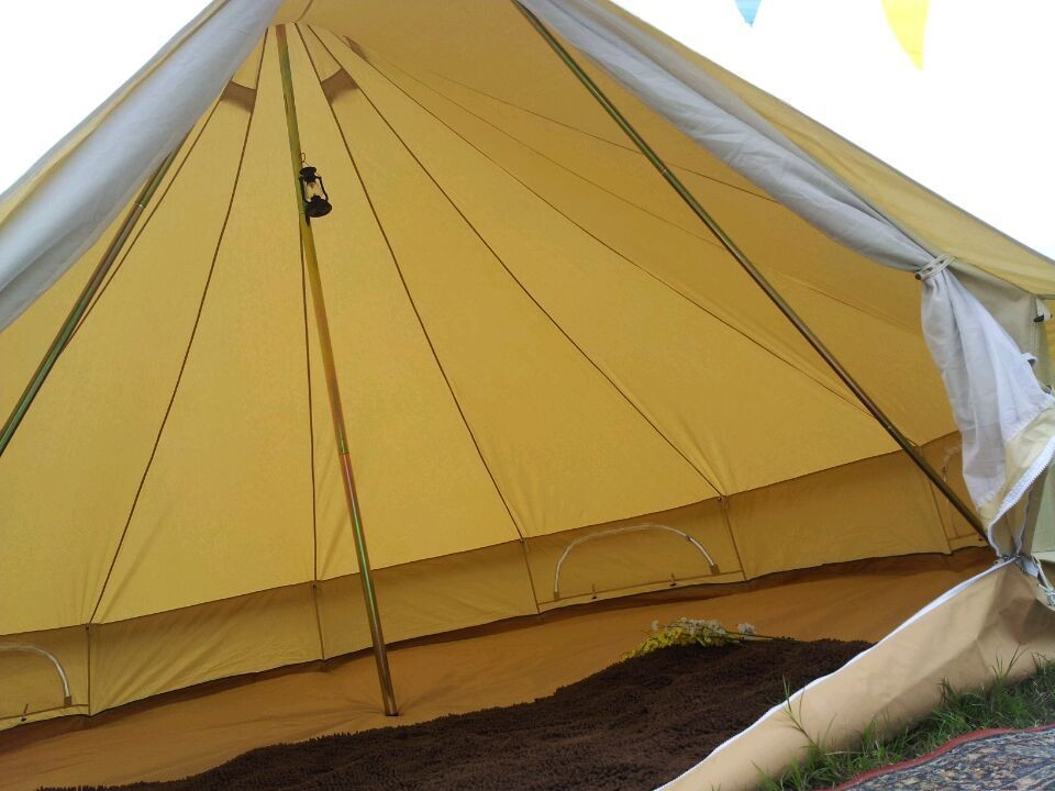 5M Diameter 5+ people WATERPROOF yurt TENT mildew -in Tents from Sports u0026 Entertainment on Aliexpress.com | Alibaba Group & FREE SHIPPING! 5M Diameter 5+ people WATERPROOF yurt TENT mildew ...