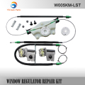 YD WINDOW REGULATOR REPAIR KIT FOR VW MK4 GOLF BORA WINDOW REGULATOR REPAIR KIT FRONT-LEFT WINDOW REGULATPR CLIP PARTS