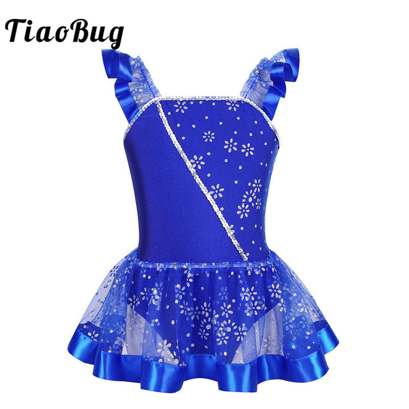 tiaobug-kids-girls-flutter-sleeve-font-b-ballet-b-font-tutu-leotard-dress-sequin-flower-glitter-skating-gymnastics-leotard-stage-dance-costume