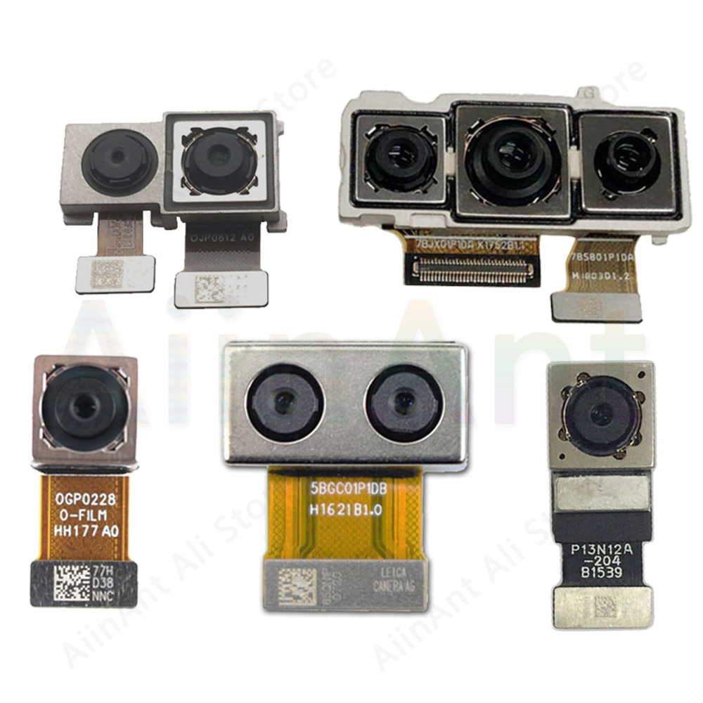 Original Big Back Rear Camera Flex Cable For Huawei Ascend P6 P7 P8 P9 P10 P20 Pro Lite Plus Main Back Camera