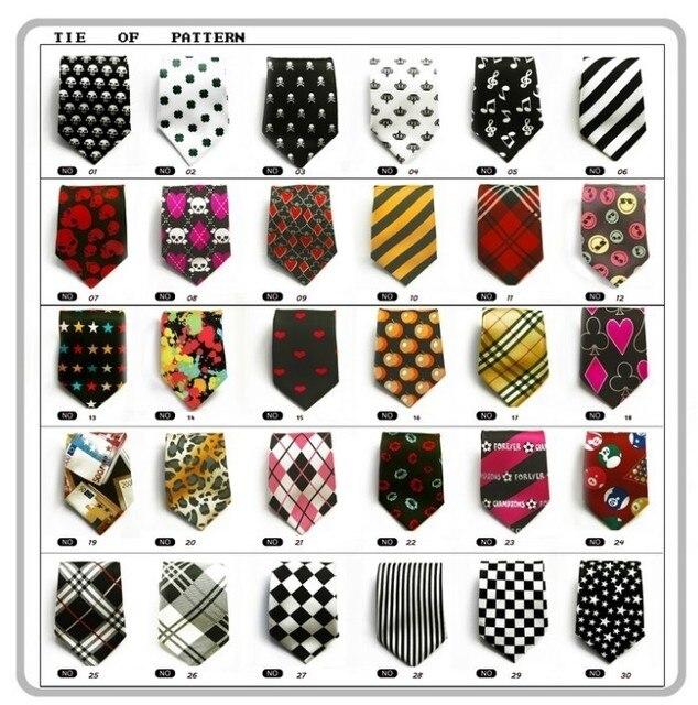 c85ea5125aa9 100pcs/lot 30 Designs Children Ties necktie choker cravat boys girls ties  Baby Scarf neckwear