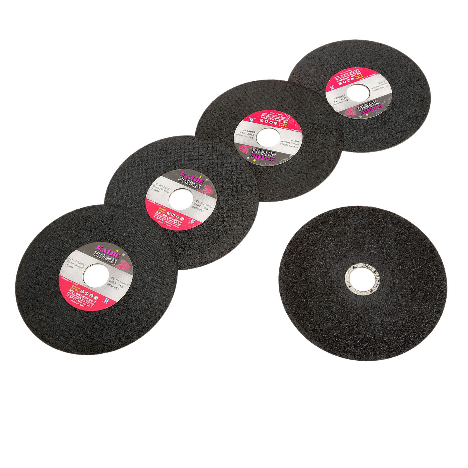 5Pcs Dremel Accesories Cutting Wheel 105mm Resin Grinding Wheel Cut Off Cutter Abrasive Disc Cutting Disc For Metal Wood Steel