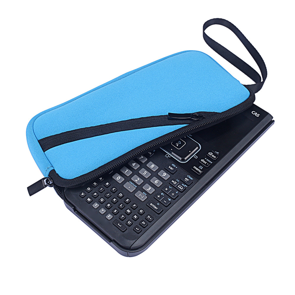 Soft Carrying Pouch Sleeve Bag For Texas Instruments TI-84 83 89 Plus  TI-Nspire CX/CX CAS Graphing Calculator Protector