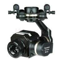 Таро FLIR 3 оси Gimbal с vue 640 Камера комплект (tl01flir) для FPV системы Quadcopter Drone MultiCopter