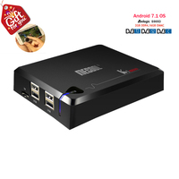 K1 Pro Android TV Box Android 7 1 Amlogic S905D Octa Core 2gb DDR4 Ram 16gb