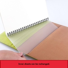 A5 Spiral Business Office Notebook