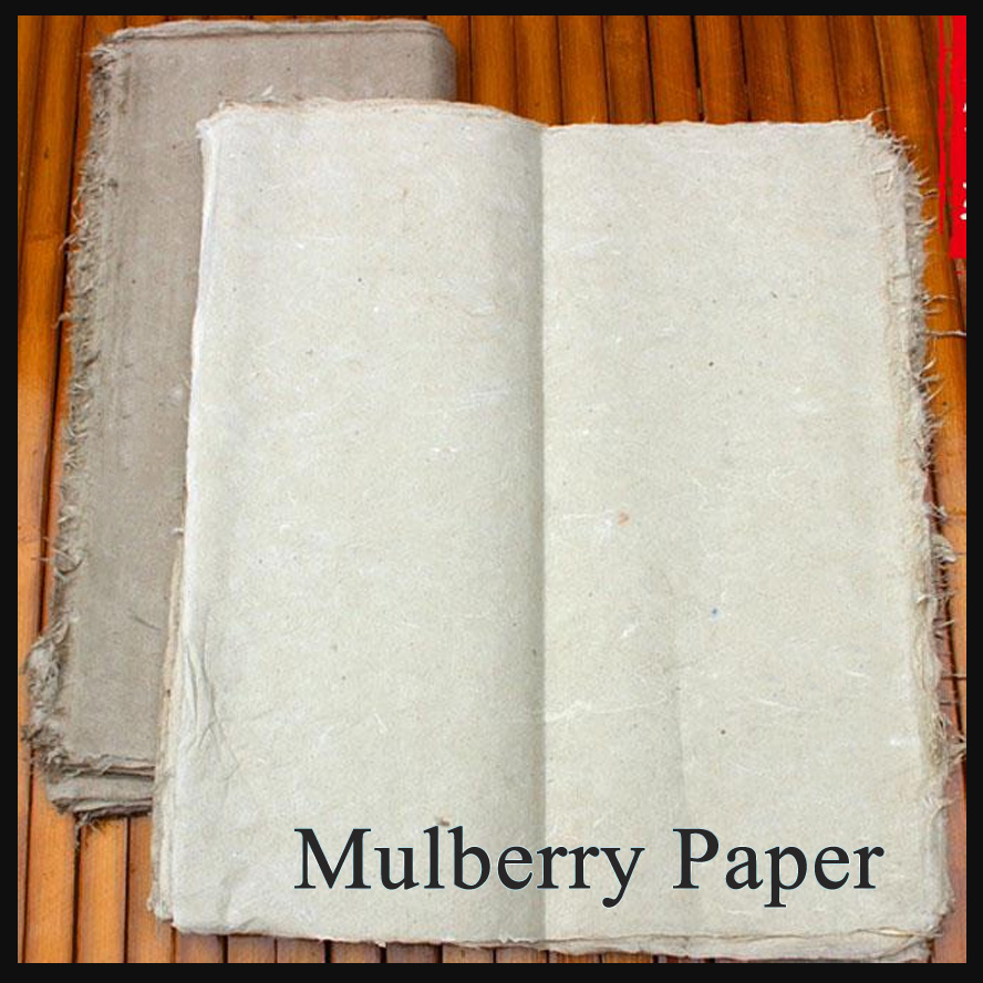 Natural Painting Paper Chinese Calligraphy mulberry paper Xuan Paper Paintting Supply