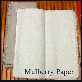 Naturalny papier do malowania kaligrafii chińskiej papier morwowy Xuan Paintting Supply tanie i dobre opinie Malarstwo papier TAI YI HONG EH-0231 Chińskie malarstwo 20 50 100 sheet pack mdeium ripe rice paper