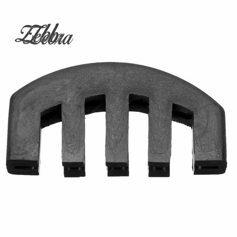 zebra hot sale black violin plastic rubber silencer violin mute for 4 4 violin fiddle mute parts. Black Bedroom Furniture Sets. Home Design Ideas