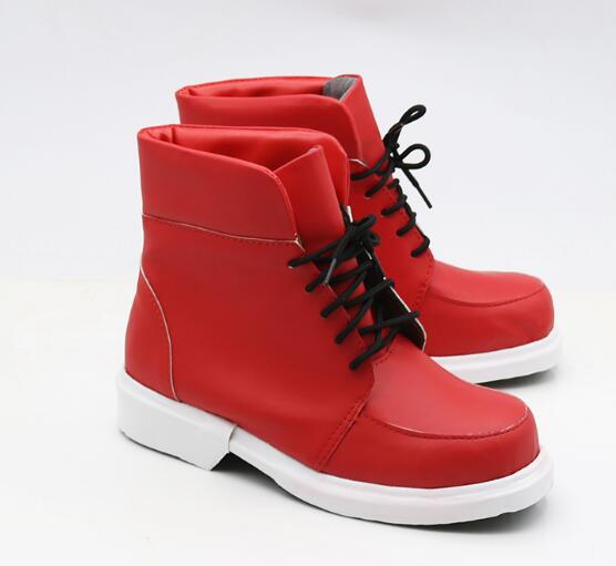 Boku No Hero Academia Shoes Izuku Midoriya Cosplay Costume Shoes My Hero Academia Red Boots|Shoes| - AliExpress