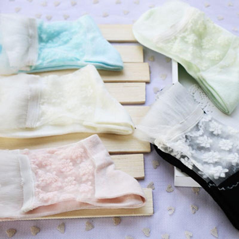 Damen Mode warme Wintersocken elastischer Boden Mid-Tube Socken Geschenk