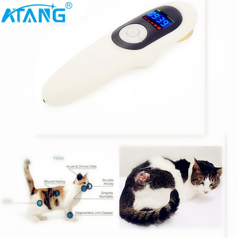 ATANG 2018 New Medical Cold Veterinary Laser Therapy Equipment For Pain Relief Wound Healing Sports Injury Animal Hurt Pains sports injury laser physical therapy body pain relief machine page 4