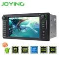 JOYING 2 ГБ + 32 ГБ Android5.1 Автомобильный GPS Стерео Плеер Quad core Двойной 2din Радио Для Универсальный Toyota Corolla Camry Прадо RAV4 Hilux