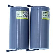 LiitoKala batería LiFePO4 de 3,2 V, 32700, 6500mAh, 35A, descarga continua, máxima 55A, alta potencia, + hojas de níquel de DIY