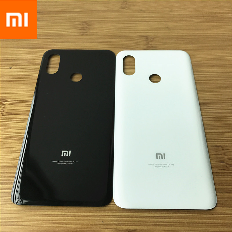 Cellphones & Telecommunications Sweet-Tempered Original Mi 8 3d Glass Rear Housing Cover For Xiaomi Phone Mi8 Back Door Replacement Battery Case Adhesive Sticker 6.21 Inch Fitted Cases