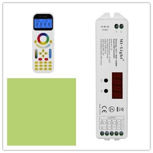 833ec05a5 Fut090 + ls1; mi. light 2.4 ghz controle remoto com tela de lcd + 4 em 1  inteligente levou controlador