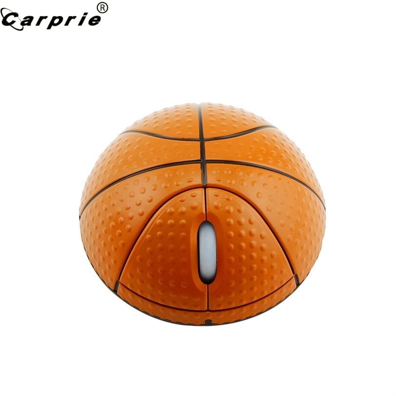 CARPRIE спортивная баскетбольная форма 2,4 ГГц Беспроводная игровая мышь эргономичная 3D оптическая мышь для ПК ноутбука 90523-2