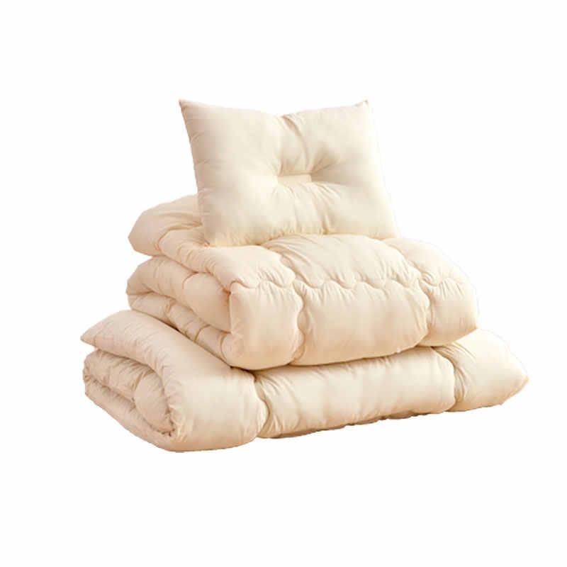 Futon Set Comforter Mattress Pillow