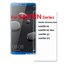 Santin Actoma Ace Tempered Glass High Quality New Screen Protector Film For SANTIN N1 Max Q3SF1 Mobile Phone Protection Glass