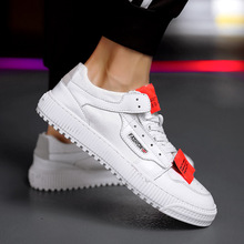 2019 spring and summer new students canvas shoes mens fashion hit color cloth trend low help ins wind