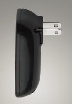 TT la App electrónicos WiFi Bluetooth Control de puerta de entrada en la tienda de Color negro - 2