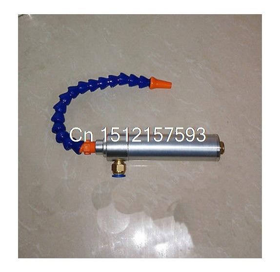 소용돌이 뜨거운 차가운 공기 냉각 총 내열 커버 유연한 튜브 175 미리메터