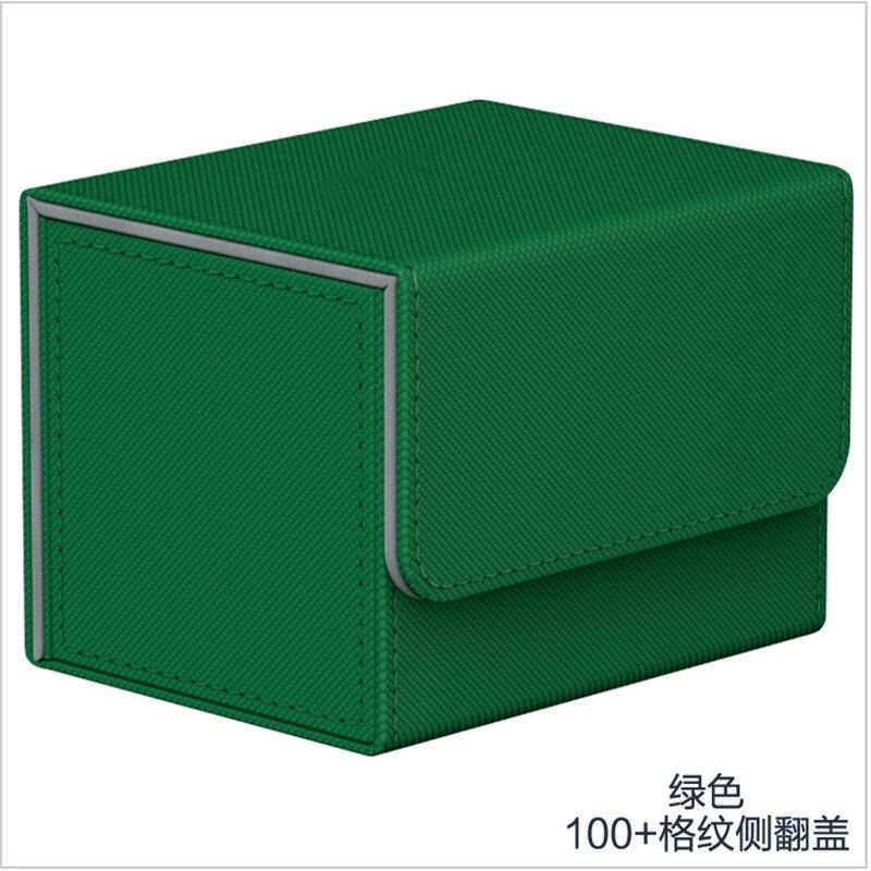 tabuleiro Jogo de Tabuleiro MTG CCG TCG Magia Luva Titular caixa