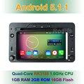 Quad Core Android 5.1.1 Car DVD Player for Alfa Romeo Spider Brera 159 Sportwagon with GPS Navigation BT Wifi Radio