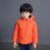 Crianças jaqueta menino para baixo Meninas Coreano parágrafo curto jaqueta com capuz do inverno do bebê