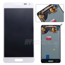 Wholesale100% Original lcd display touch screen for Samsung Galaxy Alpha G850 G850F G850M G850K G850S freeshipping