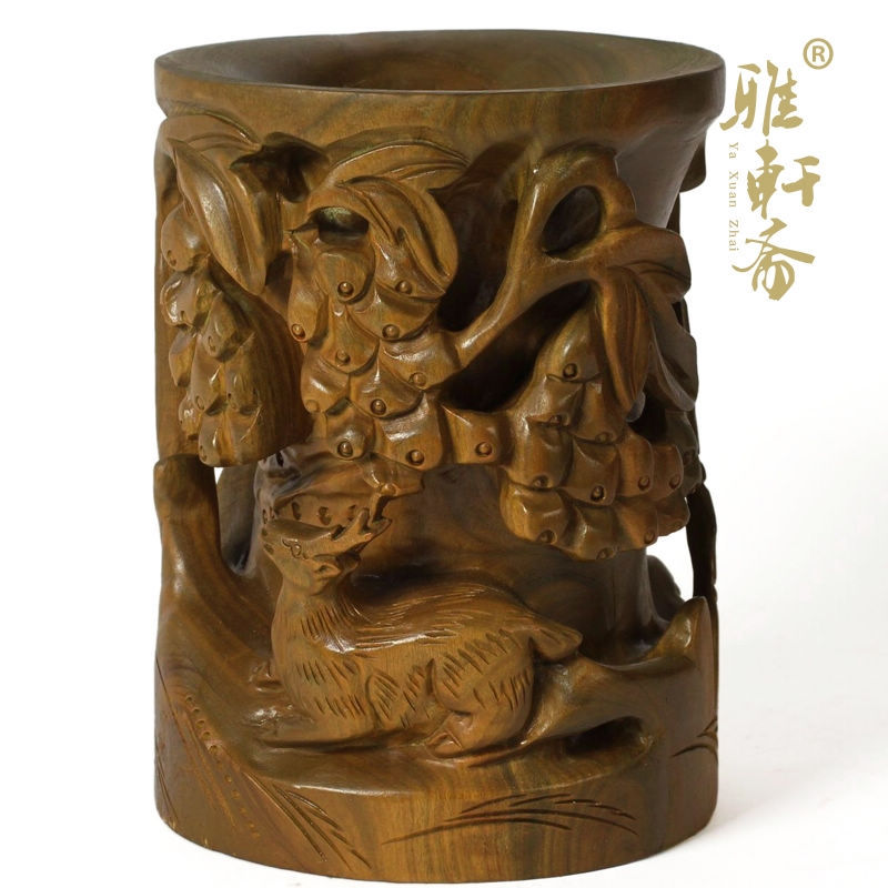 Online buy wholesale grape wood carvings from china