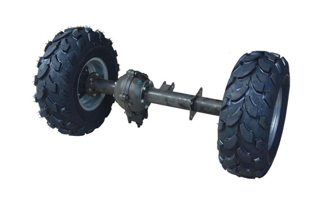 Diy Four Wheel Go Kart Karting Atv Utv Buggy Transmission Suspension Rear Axle Differential With