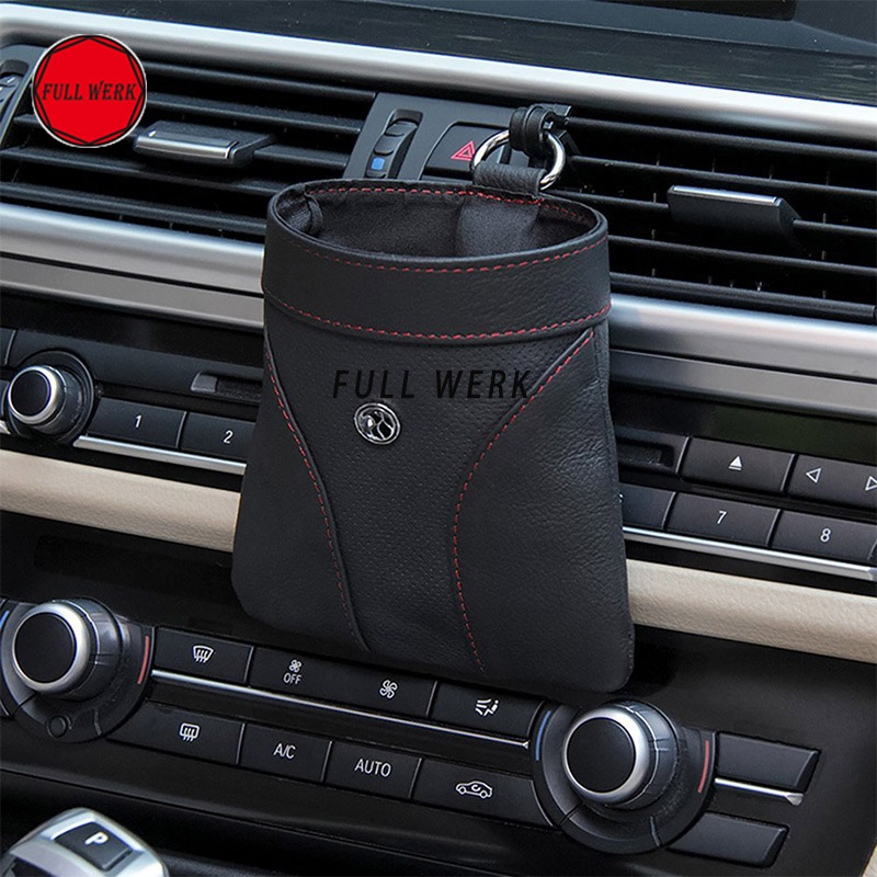 Car Organizer Air <font><b>Vent</b></font> <font><b>Phone</b></font> <font><b>Holder</b></font> Pocket Storage Bag Auto Organizer Storage Pocket for iPhone Cigarette Keys Coins Accessories