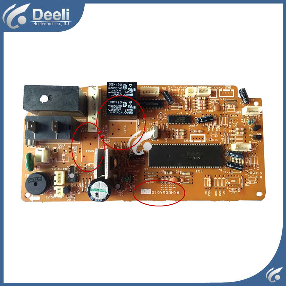 95% new for air conditioning Computer board RKN505A010 CC RKN505A010CC circuit board used sinbo rkn 12 blue