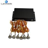 Full New HDMI Optial Coaxial Output Push Botton 12V Media Player RS232 USB SD Slot Audio
