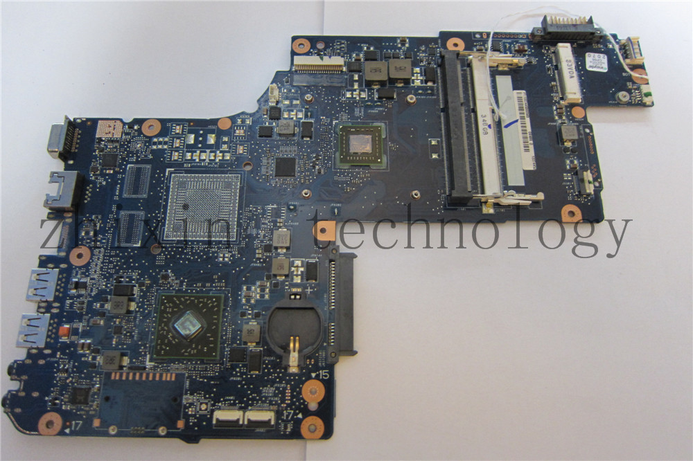 FOR Toshiba Satellite C875D E1-1200 1.4Ghz H000043600 Mainboard/laptop motherboard,100% tested ok