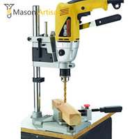 Power Tools Accessories Bench Drill Press Stand Clamp Base Frame for Electric Drills DIY Tool Press Hand Drill Holder